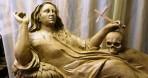 Renowacja rzeźby Marii Magdaleny z kaplicy Bolesnego Serca Panny Maryi